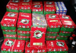 Christmas Child Appeal